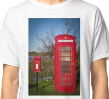 Telephone and Letters Classic T-Shirt