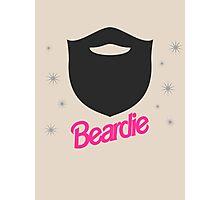 Beardie Photographic Print