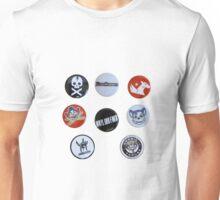 DD Buttons Unisex T-Shirt
