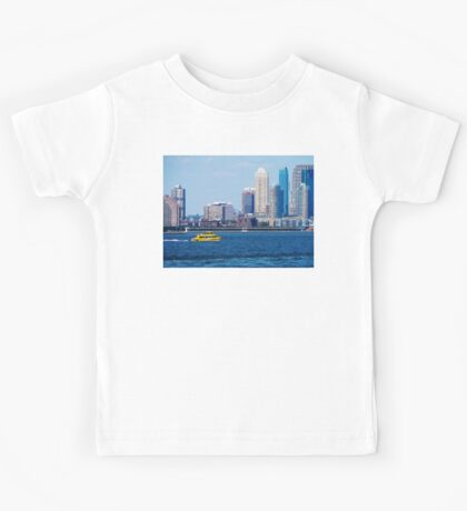 New York Water Taxi Kids Tee