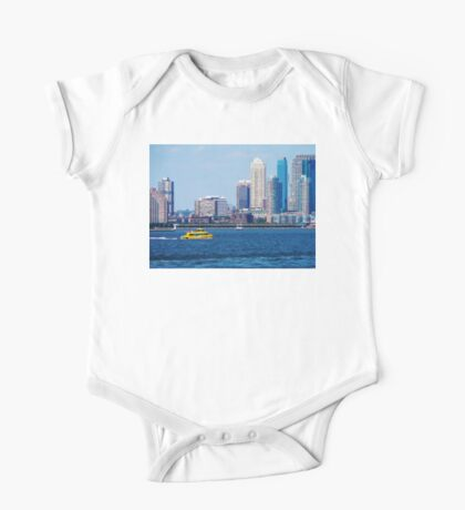 New York Water Taxi One Piece - Short Sleeve