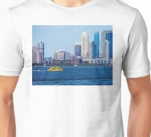 New York Water Taxi Unisex T-Shirt