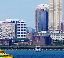 New York Water Taxi Sticker