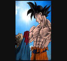 Goku wins Unisex T-Shirt