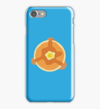 The Independent Pancake iPhone Case/Skin