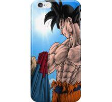 Goku wins iPhone Case/Skin