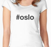OSLO Women's Fitted Scoop T-Shirt