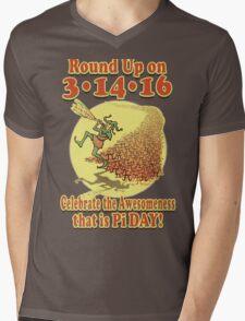 Pied Piper Pi Day Round Up Mens V-Neck T-Shirt