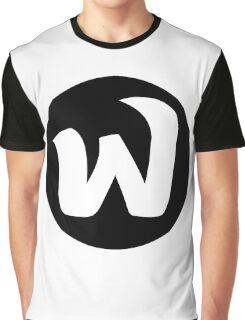 EPHWURD BLACK LOGO Graphic T-Shirt