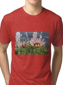Echinacea Blossoms Tri-blend T-Shirt
