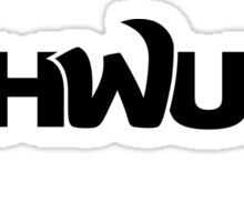 EPHWURD BLACK Sticker