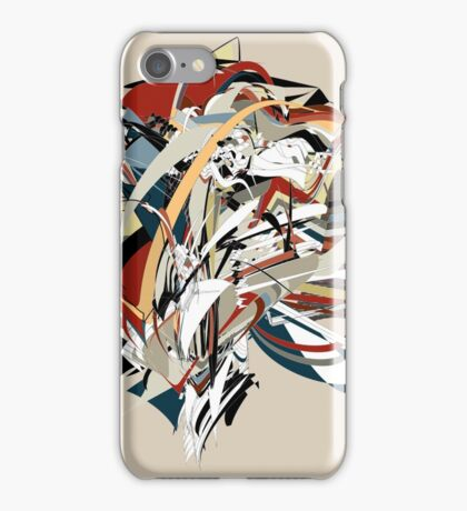 Moulding the Universe  iPhone Case/Skin
