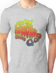 My God is an Awesome Snake God Unisex T-Shirt