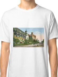 Vintage 1900 Palma De Mallorca La Lonja and consulate Classic T-Shirt