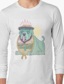 Hot Dog Long Sleeve T-Shirt