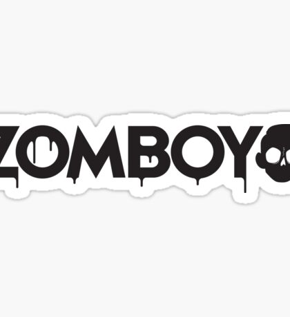 ZOMBOY Sticker