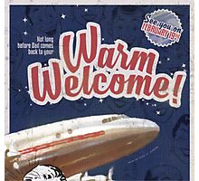 Warm Welcome Photographic Print