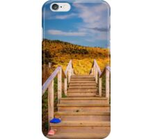 Lost Shoes on the Stairs to the Sky iPhone Case/Skin