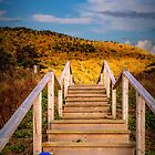 Lost Shoes on the Stairs to the Sky by kenmo