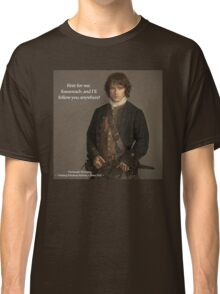 Knit for me Sassenach Classic T-Shirt