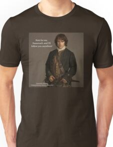 Knit for me Sassenach Unisex T-Shirt