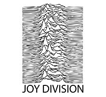 Joy Division B Photographic Print