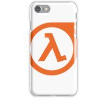 Half-Life 3 iPhone Case/Skin