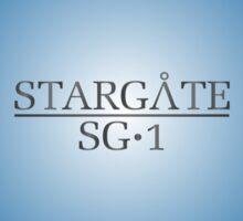 Stargate SG1 Sticker