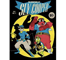 The Adventures of Sly Cooper Photographic Print