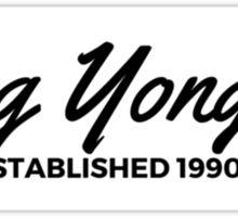 B.A.P. Bang Yongguk Sticker
