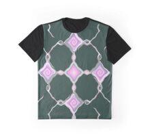 Happy Valentines Day Fine Fractal Art Graphic T-Shirt