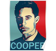 Agent Dale Cooper Poster
