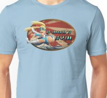 Street Fighter V  R-Mika's Gym Unisex T-Shirt