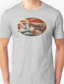 Street Fighter V  R-Mika's Gym T-Shirt