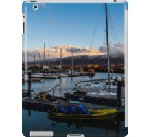 Fenit Harbour and marina Tralee County Kerry Ireland iPad Case/Skin