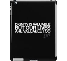 """Fantastic Voyage"" iPad Case/Skin"