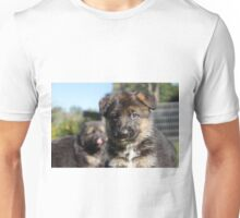 puppy German Shepard  Unisex T-Shirt