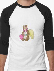 Cozy gamer Men's Baseball ¾ T-Shirt