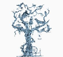 Floral Fairy Tale Tree Unisex T-Shirt