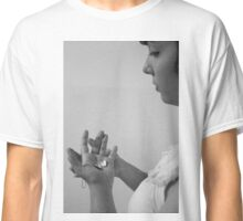 Empty Heart Classic T-Shirt
