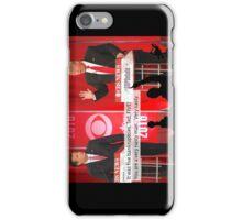 Republican Debate Mystery Science Theater 3000 Mashup iPhone Case/Skin