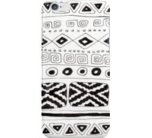 Tribal art iPhone Case/Skin