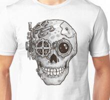 Steampunk Skull Unisex T-Shirt