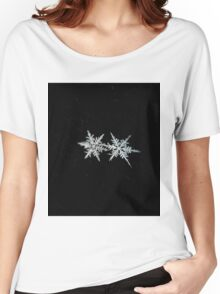 Snowflake Love Women's Relaxed Fit T-Shirt