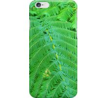 Ferns of Puerto Rico iPhone Case/Skin