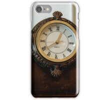 Old Clock On the Mantel iPhone Case/Skin