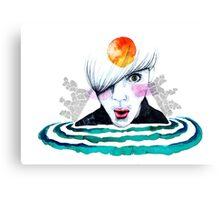 redbubble art party 2016 Canvas Print