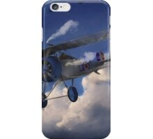 Billy Bishop - Canadian WWI Ace Pilot iPhone Case/Skin