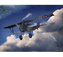 Billy Bishop - Canadian WWI Ace Pilot Photographic Print