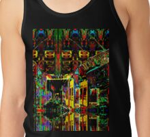 PSYCHEDELIC PARKING LEVEL Tank Top